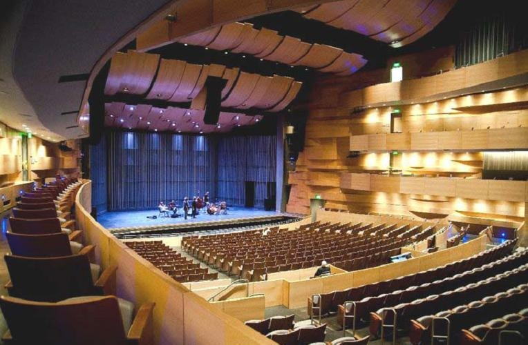 The Early-To-Reverberant Sound-Energy Ratio In Concert Hall Acoustics