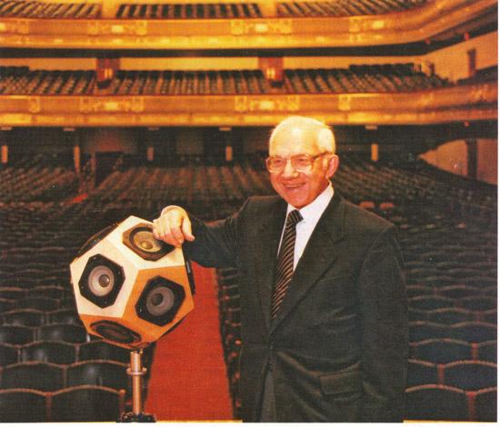 Leo L. Beranek, D.SC., Dean Of American Acousticians